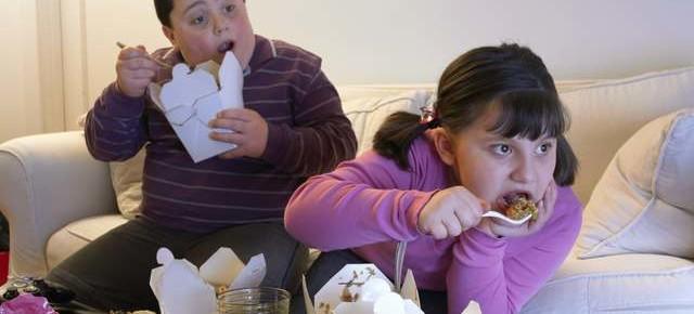 Jedz Kochanie, bo nie urośniesz!
