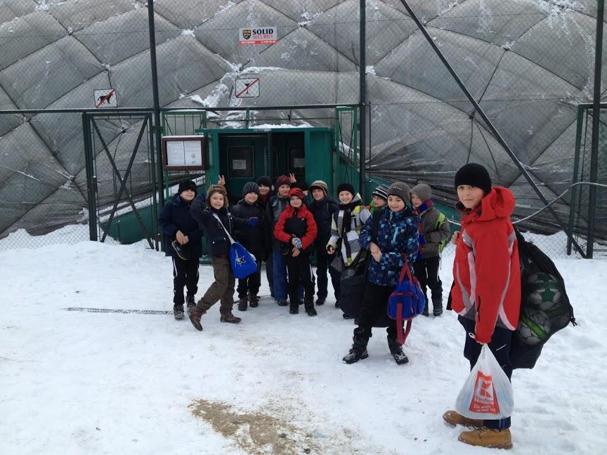 Winter Camp – ferie w Polonii