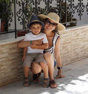 Magdalena Stachula-Nieścioruk mama Kuby