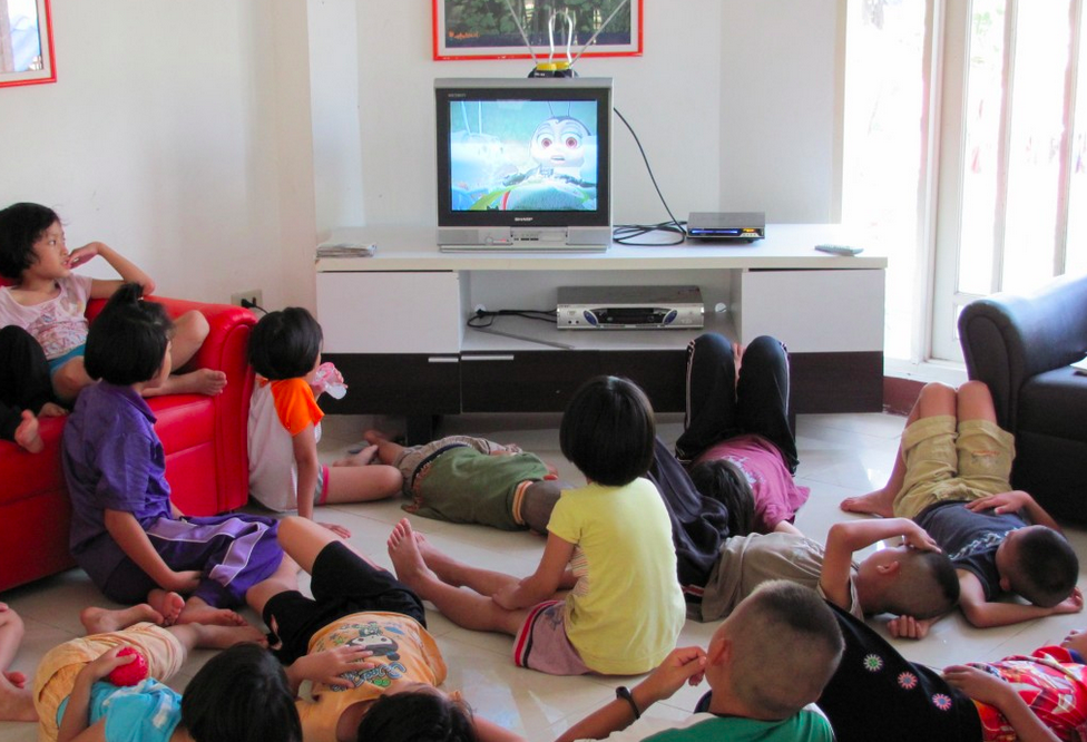 Telewizja w wychowaniu dzieci