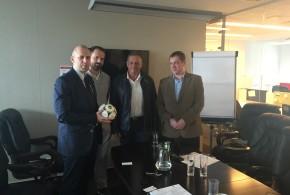 Umowa Partnerska z Klubem z Lwowa
