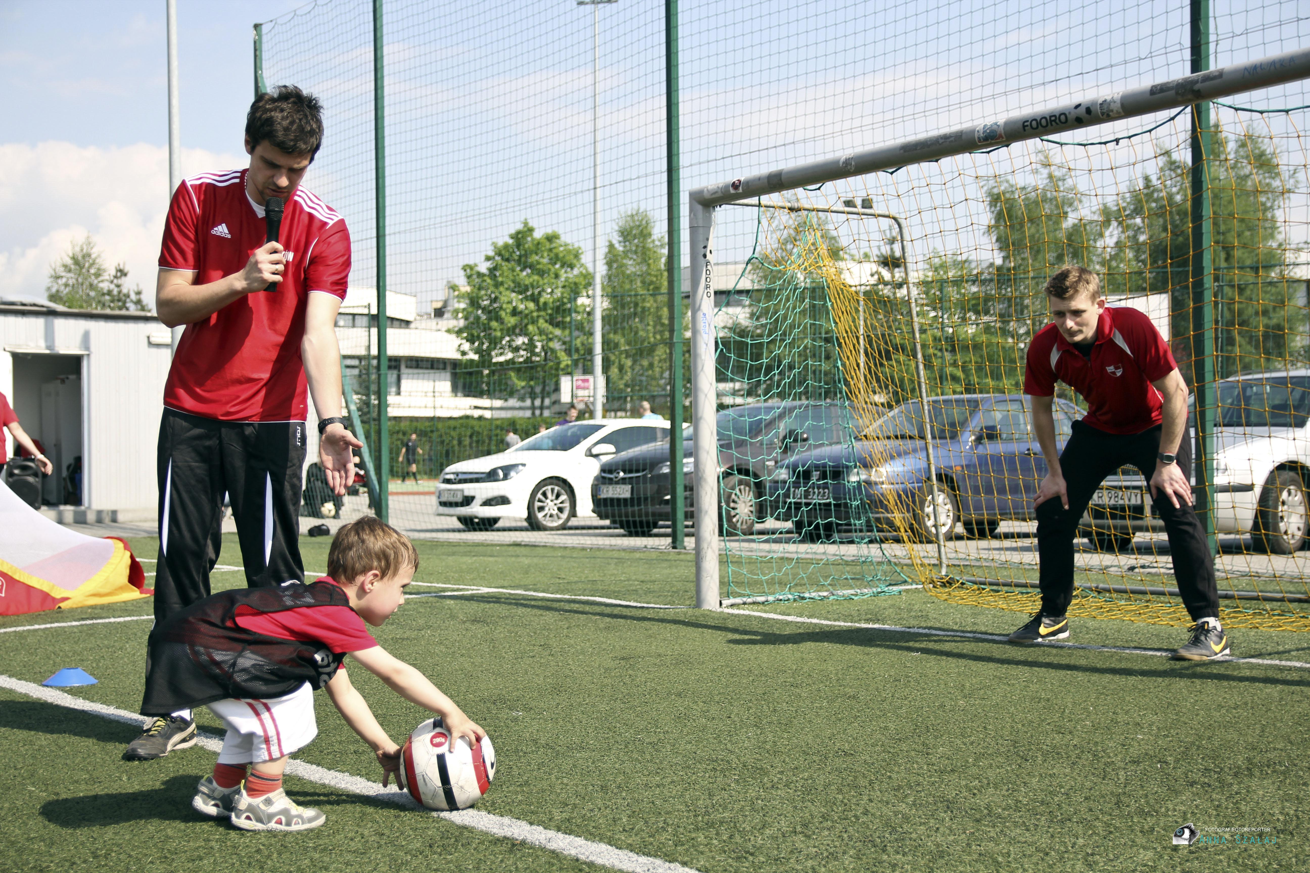 Sport pomaga w wychowaniu, uczy porządku i systematyczności
