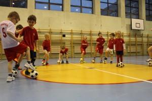 Przedszkolaki Polonii Kraków