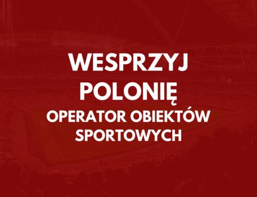 Wesprzyj Polonię – operator obiektów sportowych