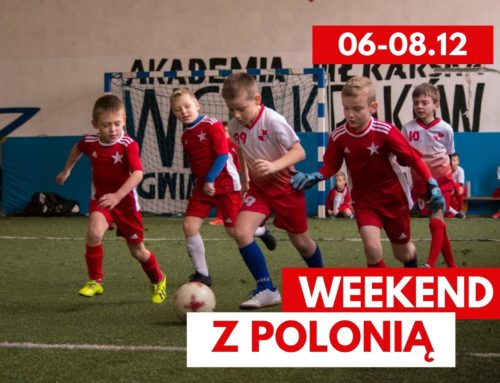 Weekend z Polonią: 6-8 grudnia 2019