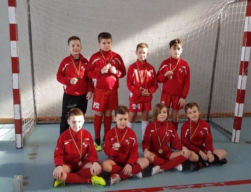 Orliki Starsze (r. 2009) po Jurajski Cup.