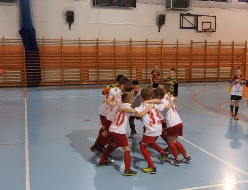 Żaki Starsze (r. 2011) mistrzami Futbol Cup 2020.