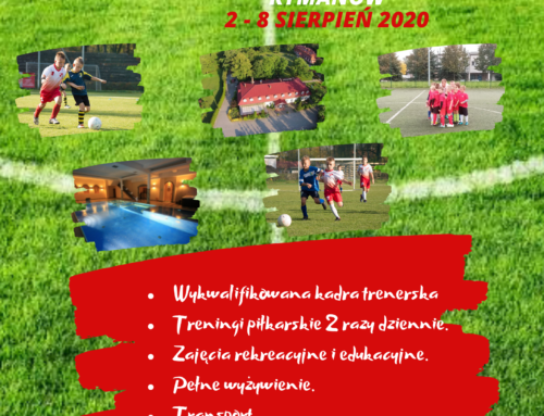 Polonia Summer Camp – formalności.