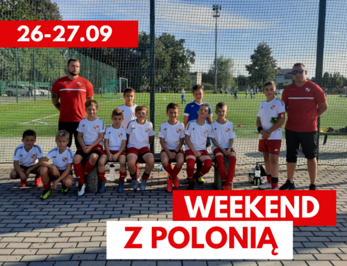 Weekend z Polonią – 26.09.2020
