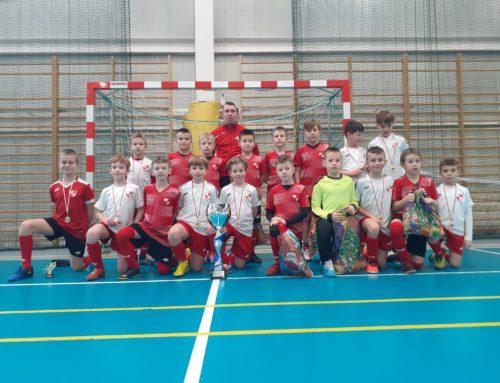 Orliki Młodsze (r. 2011) z sukcesami na zakończenie roku.