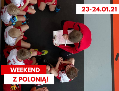 Weekend z Polonią – 23-24.01.21
