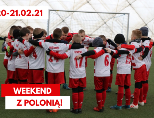 Weekend z Polonią – 20-21.02.21